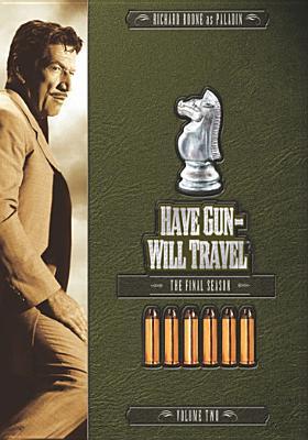 HAVE GUN WILL TRAVEL:SEASON 6 VOL 2 BY HAVE GUN WILL TRAVEL (DVD)