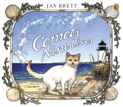 Comet's Nine Lives By Brett, Jan